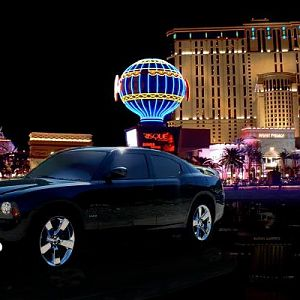 vegas charger