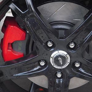 Painted Calipers on new R1's