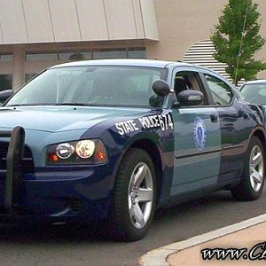 2006 Dodge Charger R/T Police Package