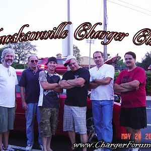 Jacksonville Charger Club