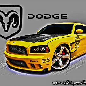 Custom Dodge Charger
