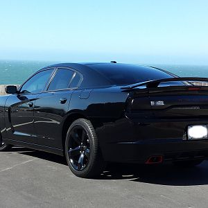 2013 DODGE CHARGER 3.6L BLACKTOP EDITION