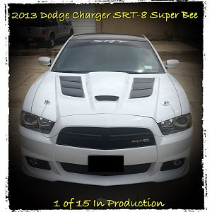 2013 Dodge Charger SuperBee